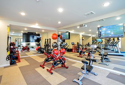 Bell Buckhead West Fitness Studio Features