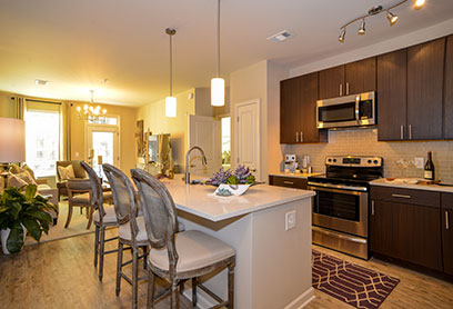 Bell Buckhead West Kitchen Features
