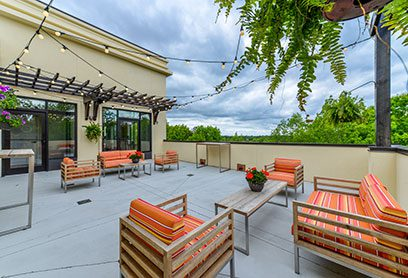 Bell Buckhead West Rooftop Deck